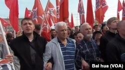 5月6日莫斯科反普京示威