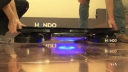 New Skateboard Defies Gravity