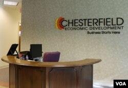 琪斯特郡经济发展办公室。