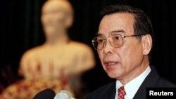 Ông Phan Văn Khải, nguyên Thủ tướng Việt Nam.