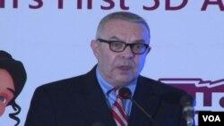 امریکی نائب سفیر رچرڈ ہوگلینڈ
