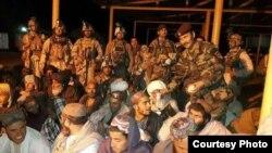 ۳۶ زندانی دیشب از زندان طالبان در هلمند رها شدند.
