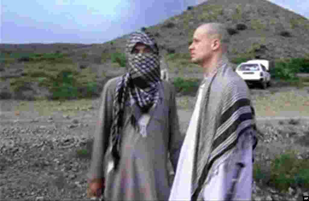 Bo Bergdalning toliblar qo'lida o'tkazgan so'nggi daqiqalari