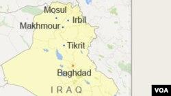 ددغو بمي چاودنو ذمه واري تر دې مهاله چا نه ده قبوله کړې خو تندروه ډله داعش اکثره عراقي پلازمينه کې ولسي وګړي په نخښه کوي.