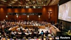 ملالہ کا اقوام متحدہ سے خطاب