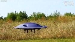 Rumani thử nghiệm máy bay giống đĩa bay