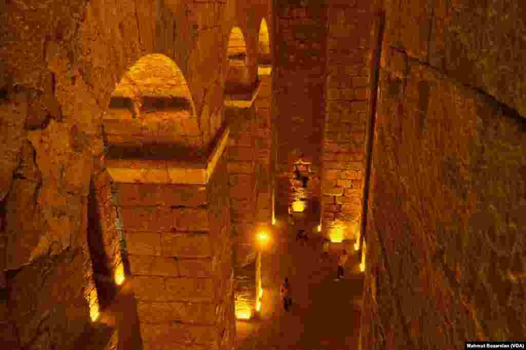 Mezopotamya'da Bir Tarih Hazinesi: Dara