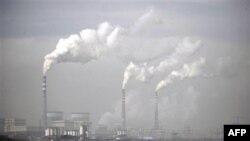 Nhà máy nhiệt điện ở Dadong, Sơn Tây, Trung Quốc (ảnh tư liệu)