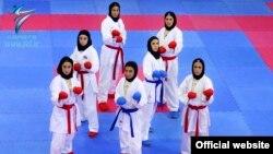 تیم ملی بانوان ایران حاضر در مسابقات قهرمانی آسیا - ۲۰۱۵