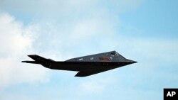 F-117隱形戰机已在2008年退役