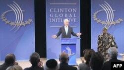 В Нью-Йорке начинается конференция Глобальной инициативы Клинтона