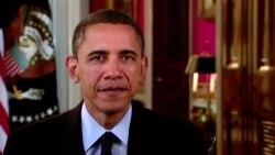 گزارش: پرزيدنت اوباما در آستانه روز کارگر در آمريکا در مورد مسأله بيکاری می گويد