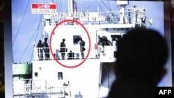 Операция южнокорейского спецназа по освобождению захваченного пиратами судна