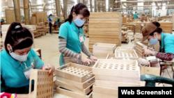 Đồ gỗ nội thất xuất khẩu của Việt Nam vượt qua Trung Quốc để chiếm lĩnh nhiều nhất tại thị trường Mỹ, theo nghiên cứu của Furniture Today.