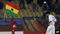 'Yan Afirka Sun Hada Kai Don Goyon Bayan Ghana