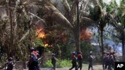 Rakhine riot