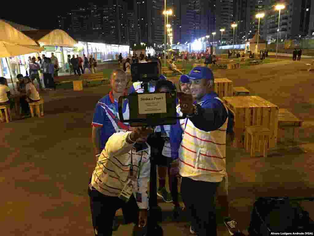 ریو ڈی جنیرو میں 2016 کے اولمپکس مقابلے 21 اگست تک جاری رہیں گے۔