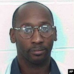 Georgia Department of Corrections handout photo of death row inmate Troy Davis
