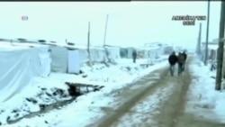 Suriye'de İnsanlık Dramı Sürüyor