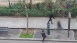 Lãnh đạo thế giới lên án vụ tấn công tòa soạn tuần báo ở Pháp