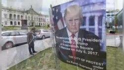 Чего ожидать от визита Дональда Трампа в Польшу