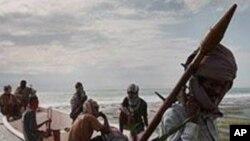 صومالی قزاقوں نے یونانی جہاز رہا کردیا