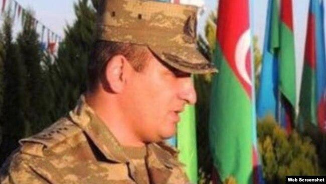 General-mayor Polad Həşimov