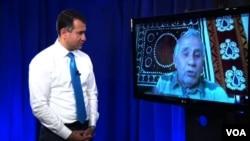 Dadaxon Hasan bilan Skype orqali intervyu
