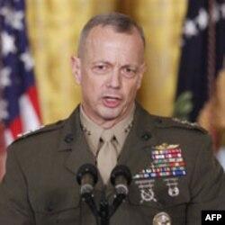 General-leytenant Jon Allen