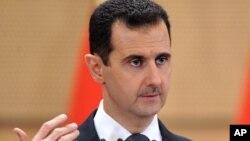 Bachar al-Assad n'envisage pas de démissionner