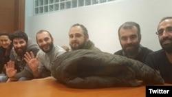 Journalists in Turkey