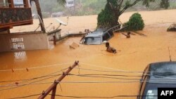 Poplave u Sijera Leoneu