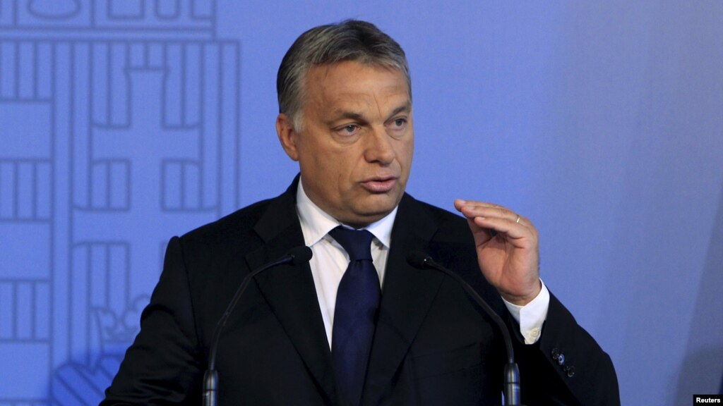 Hungary PM: to decide by Friday on Croatia border closure
