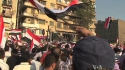 Egyptians Divided on Way Forward