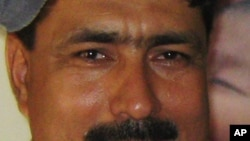 빈라덴 추적을 도운 파키스탄인 의사 샤킬 아프리디 씨 (자료사진)