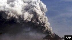 Erupcija vulkana u Indoneziji