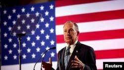 Michael Bloomberg participe à son premier débat mercredi soir