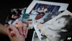 Lidia Guerrero madre del sentenciado llegó hasta el Vaticano para pedirle al Papa que interceda por su hijo.