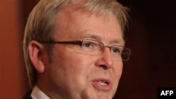 Bộ trưởng Ngoại giao Australia Kevin Rudd