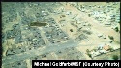 Foto wilayah Leer di negara bagian Unity, Sudan Selatan, diambil dari udara (Foto: dok).