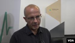 Андреас Умланд, політолог