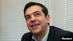 Голова лівих радикалів у Греції Алексіс Ципрас