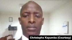 Christophe Kayumba yatangije Ishyaka, RPD, mu Rwanda