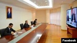 В ходе встречи стороны обсудили ряд важных вопросов в политической, торгово-экономической и гуманитарной сферах