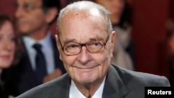 Arhiva - Žak Širak, bivši predsednik Francuske