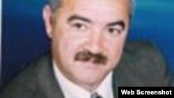 Azərbaycan Xalq Cəbhəsi Partiyasının üzvü İsmayıl Rəsulov