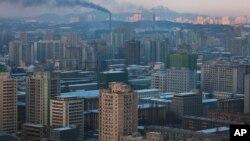 Pyongyang, Corée du Nord, 9 décembre 2011. (AP)