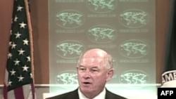 Представитель Госдепартамента США Филипп Кроули.