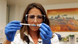 Vaksina eksperimentale kundër Ebolës