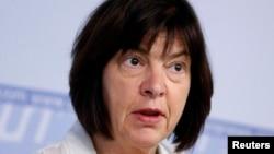 Rebeka Harms, poslanica Evropskog parlamenta i poslaničke grupe nemačke partije Zelenih (arhiva)